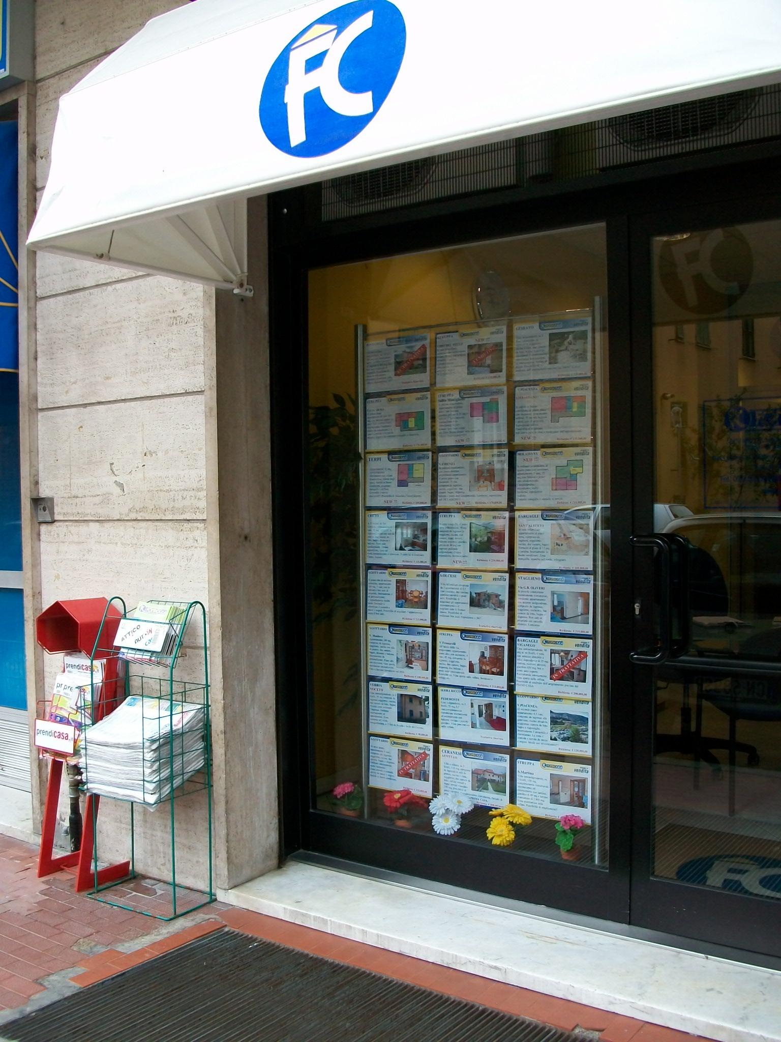 Agenzia immobiliare genova molassana for Iva agenzia immobiliare