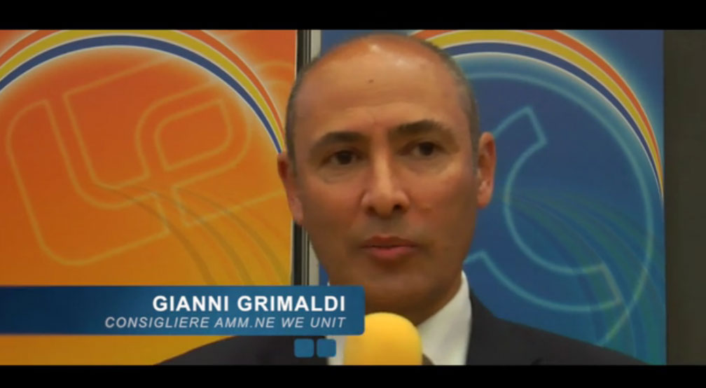 Gianni Grimaldi Convention Fondocasa 2016